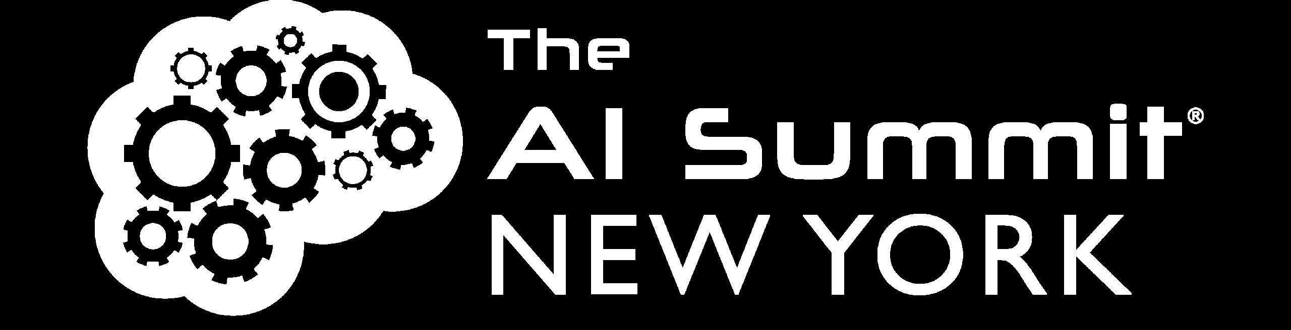 AI Summit - NewYork 2019